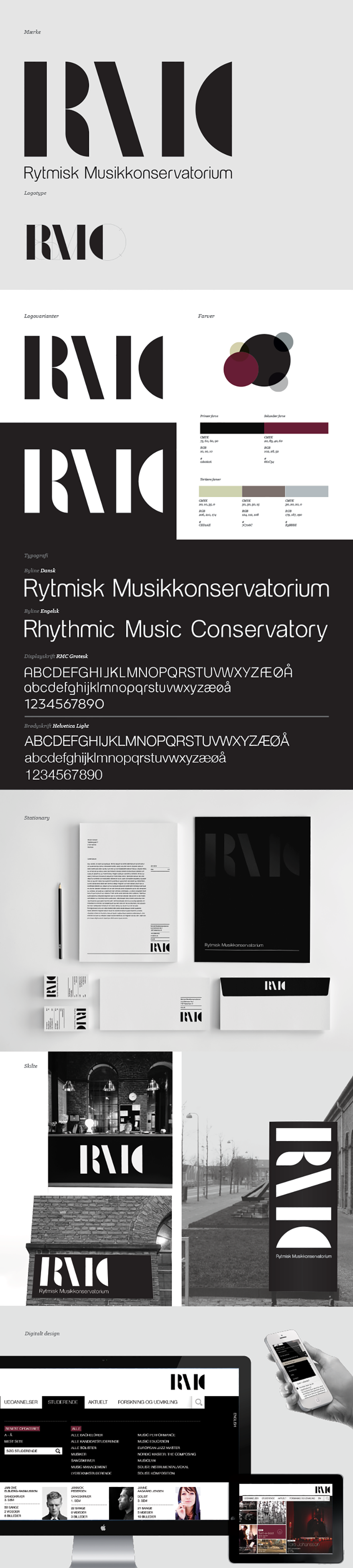 RMC - identitet