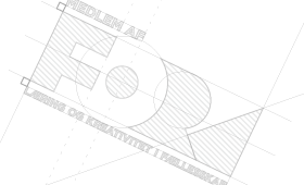 FORA – logo og visuel identitet